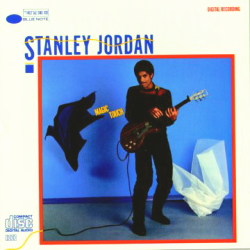 BN85101 Magic Touch - Stanley Jordan