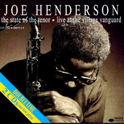 BST85123/126 The State of The Tenor (2CD) - Joe Henderson