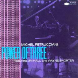 BN85133 Power Of Three - Michel Petrucciani