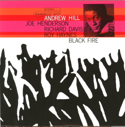 Black Fire - Andrew Hill Blue Note BST84151