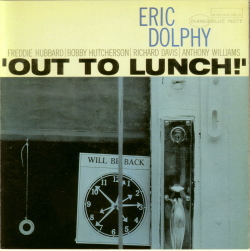 BN4163 Out To Lunch  Eric Dolphy