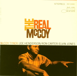 The Real McCoy - McCoy Tyner  Blue Note BST 84264