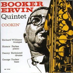 Cookin' - Booker Ervin