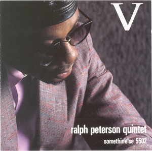V - Ralph Peterson somthinelse 5501