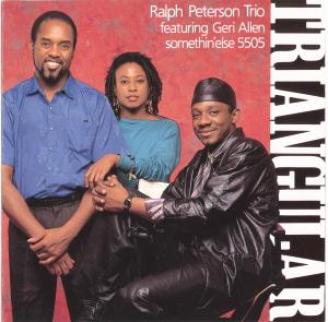 Triangular - Ralph Peterson  somethin'else 5505