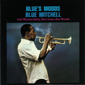 Blue's Moods - Blue Mitchell  Riverside 9336