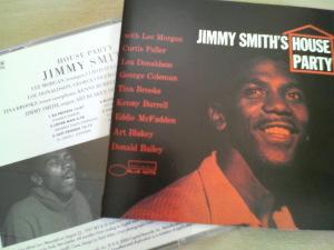 JimmySmith - house Party