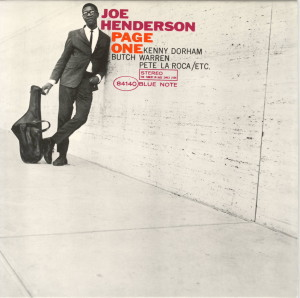 PAGE ONE - JOE HENDERSON  Blue Note 84140