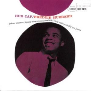 HUB CAP - FREDDIE HUBBARD  Blue Note BST-84073