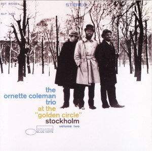 AT THE GOLDEN CIRCLE VOl.2 - ORNETTE COLEMAN  Blue Note BST-84225