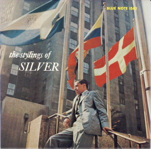 THE STYLINGS OF SILVER - HORACE SILVER  Blue Note BST-81562