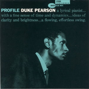 PROFILE - DUKE PEARSON  Blue Note BST-84022