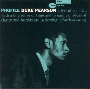PROFILE - DUKE PEARSON  Blue Note BST-84022