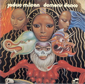 DEMON'S DANCE - JACKIE McLEAN  Blue Note BST-84345