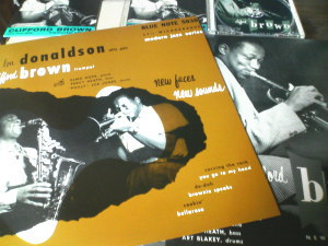 Clifford Brown 10inch