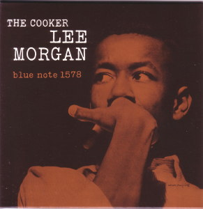 THE COOKER - LEE MORGAN  Blue Note BST-81578