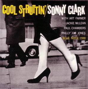 COOL STRUTTIN' - SONNY CLARK  Blue Note BST-81588