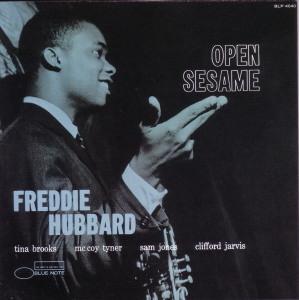 OPEN SESAME - FREDDIE HUBBARD  Blue Note BST-84040
