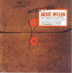 JACKIE'S BAG - JACKIE McLEAN  BST-84051