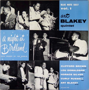 A Night at Birdland with Art Blakey Quintet volume 1