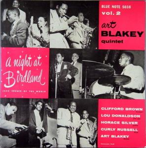 A Night at Birdland with Art Blakey Quintet volume 2
