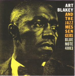 MOANIN' - ART BLAKEY & THE JAZZ MESSENGERS  Blue Note BST-84003