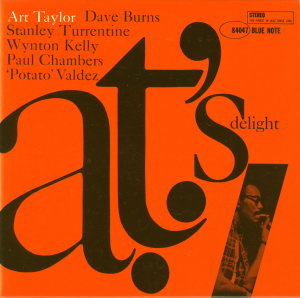A.T.'s Delight  Art Taylor  Blue Note BLP 4047