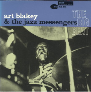 BN4029 The Big Beat- Art Blakey & Jazz Messengers