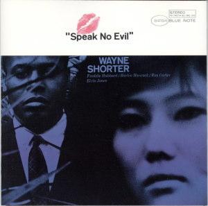 BN4194 - Speak No Evil - Wayne Shorter