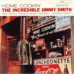 BN4050 - Home Cookin - Jimmy Smith