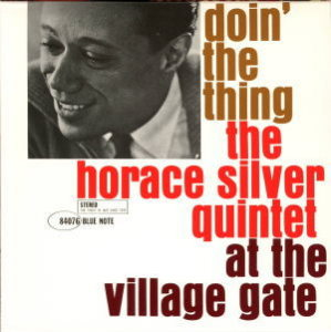 BN4076 - Doin The Thing - Horace Silver