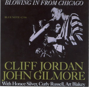 BN1549 - Blowing In From Chicago - Cliff Jordan John Gilmore