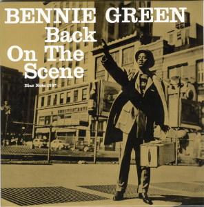 BN1587 - Back On The Scene - Benny Green