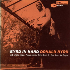 Byrd In Hand - Donald Byrd BN4019