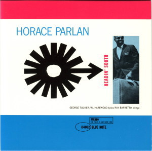 Headin' South - Horace Parlan  Blue Note BN4062