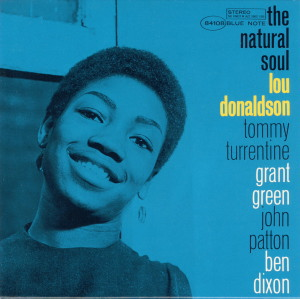 BN4108 - The Natural soul - Lou Donaldson