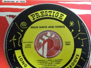 ジャズ三大レーベルの一つ「Prestige Records」